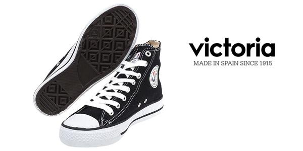 Zapatillas altas Victoria Botin Basket baratas en Amazon