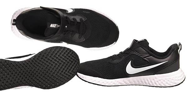 zapatillas de deporte Nike Revolution 5 infantiles baratas