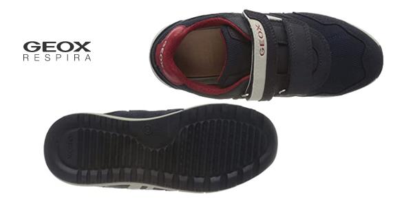 Zapatillas deportivas Geox J Alben Boy C para niño chollo en Amazon