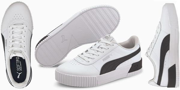Zapatillas Puma Carina para mujer baratas