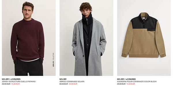Zara ofertas en ropa Black Friday 2020