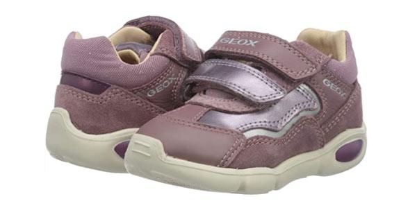 Zapatillas para bebé primeros pasos Geox B Pillow Girl A baratas en Amazon