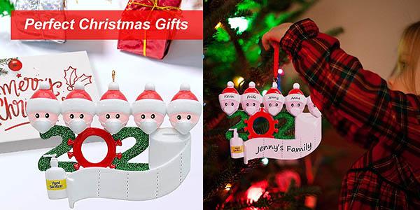 adornos Ifudoit para el árbol de Navidad a precio de chollo
