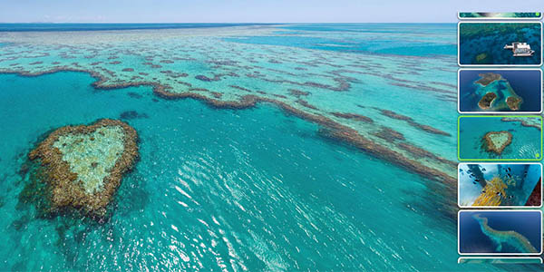 Airpano Gran Barrera de Coral