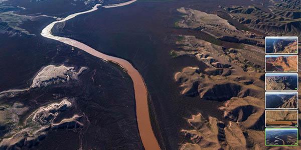 Airpano panorámicas virtuales Gran Cañón Colorado