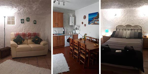 alojamiento cueva en Freila Granada oferta