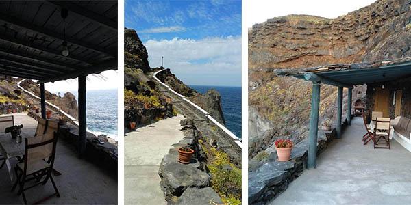alojamiento cueva en Canarias para grupos barato