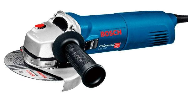 Amoladora angular Bosch GWS 1400 barata