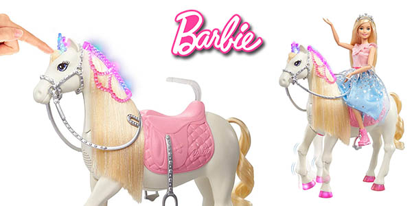 barbie Princess Adventure Caballos chollo