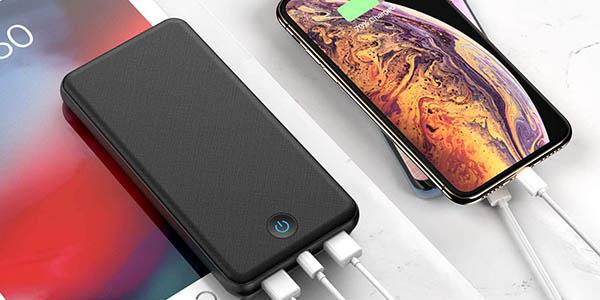 Batería portátil iPosible de 26.800 mAh con QC3.0 en Amazon