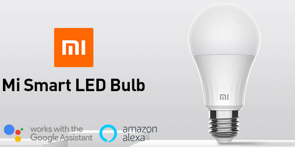 Bombilla Xiaomi Mi Smart LED Bulb