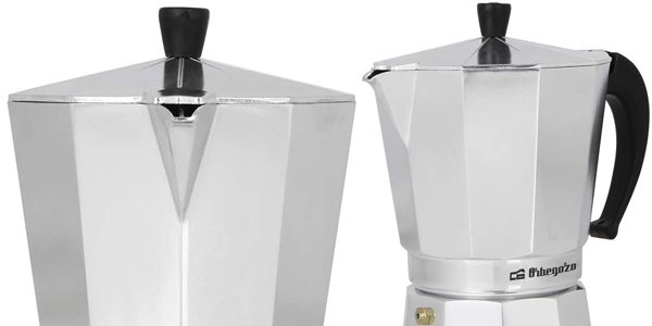 Cafetera italiana Orbegozo KF1200 para 12 tazas chollo en Amazon