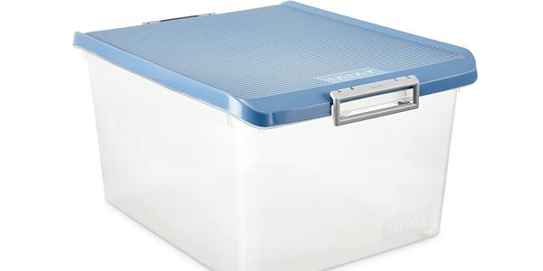 Caja ordenación TATAY 1150005 de 35 litros barata en Amazon