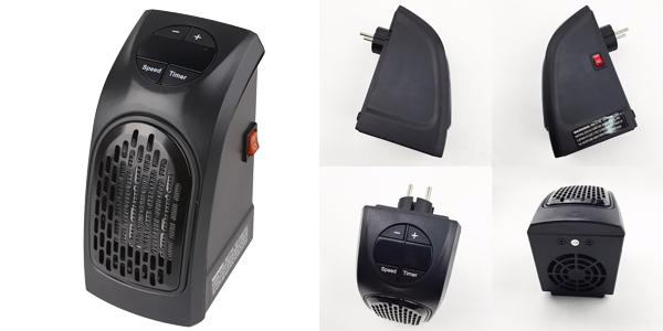 Mini Calefactor de aire eléctrico portátil de 300W en AliExpress