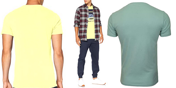 Camiseta Superdry VL O para hombre chollazo en Amazon