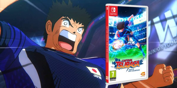 Captain Tsubasa Rise Of New Champions para Switch