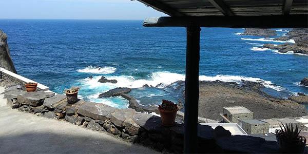 Casa Cueva Pozo de Calcosas Tenerife escapada frente al mar oferta
