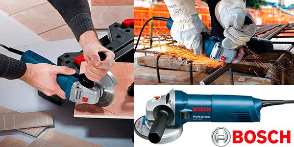 Chollo Amoladora angular Bosch GWS 1400