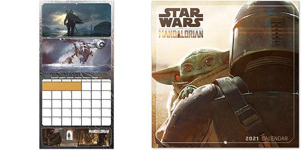 Chollo Calendario 2021 The Mandalorian (Star Wars)
