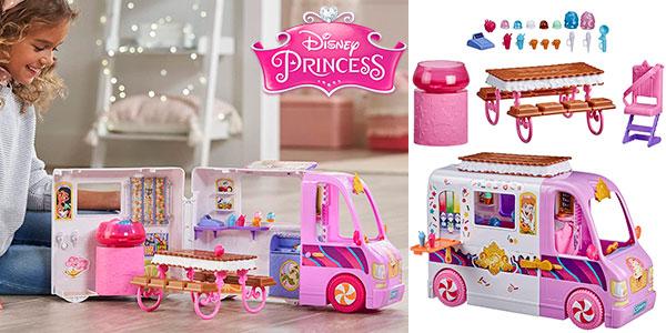 Chollo Camión de golosinas Comfy Squad Princesas Disney