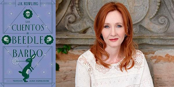 """Chollo Libro """"Los cuentos de Beedle el bardo"""" de J.K. Rowling"""