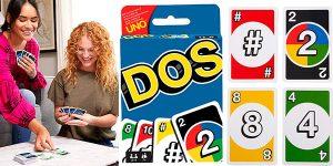 Chollo Juego de cartas DOS