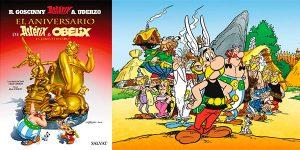 """Chollo Libro """"El aniversario de Astérix y Obélix"""" en versión Kindle"""