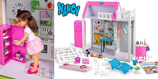 Casa de muñecas Nancy Sweet House de madera