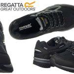 Chollo Zapatillas de senderismo Regatta Kota II para hombre