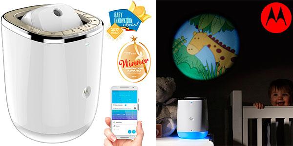 Chollo Vigilabebés Motorola Smart Nursery Dream Machine