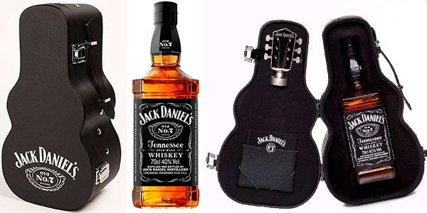 Chollo Whisky Jack Daniel's Guitar Case Edition