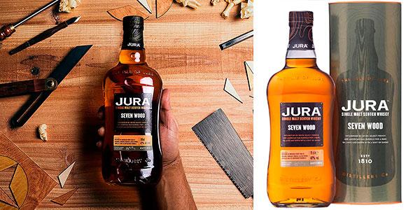 Chollo Whisky Jura Seven Wood de 700 ml