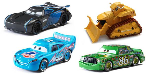 coches de juguete Cars Disney Pixar a precio de chollo