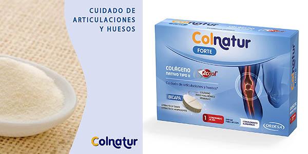 Colnatur Forte cápsulas colágeno baratas