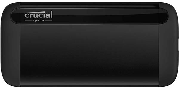 Disco SSD portátil Crucial CT X8 de 2 TB barato