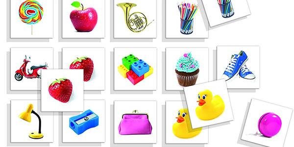 Diset Memo Photo Objects juego educativo infantil oferta