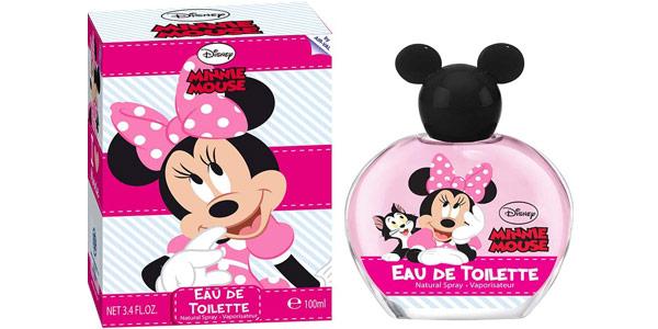 Eau de toilette Minnie Mouse de 100 ml barata en Amazon