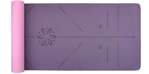 Esterilla Mat de Yoga o Pilates YOGATI chollazo en Amazon