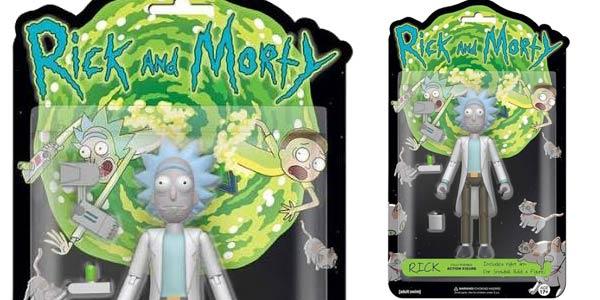 Figura articulada Rick de Rick & Morty (Funko 12924) chollo en Amazon