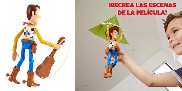 Figura de Toy Story Woody 25 aniversario chollo