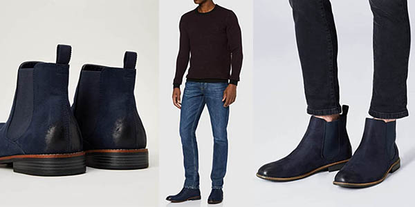 Find botas chelsea hombre baratas