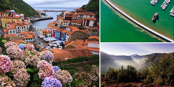 fotografías de Asturias bonitas presentadas al concurso El Gaitero El Comercio y La Voz de Avilés