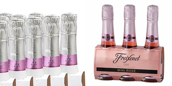 Freixenet Mini Ice Cava Rose botellas pack ahorro
