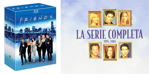 Friends colección completa Blu-ray chollo