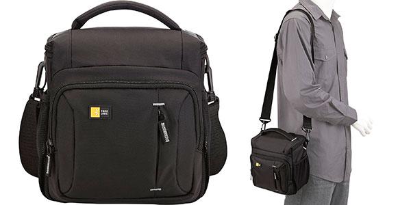 Bolso bandolera Case Logic TBC-409 para cámara de fotos y vídeo barata