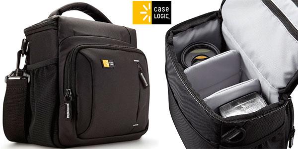 Chollo Bolso bandolera Case Logic TBC-409 para cámara de fotos y vídeo