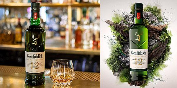 Whisky Glenfiddich 12 Años de 700 ml barato