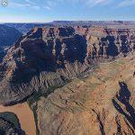 Gran Cañón Colorado recorrido online gratuito