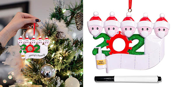 Ifudoit adornos árbol Navidad baratos