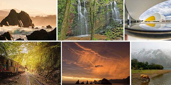 100 imágenes Asturias El Comercio concurso El Gaitero